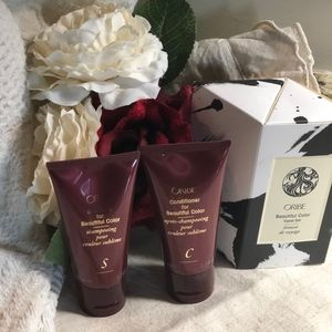 ORIBE LIMITED EDITION - COLOR SAFE SHAMPOO/CONDIT
